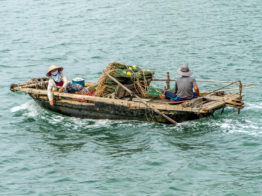 vissersbootje