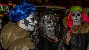 FOX Amsterdam Halloween Parade  (4)
