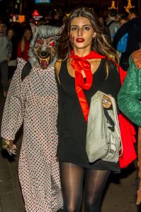 FOX Amsterdam Halloween Parade  (44)