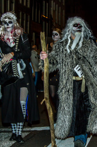 FOX Amsterdam Halloween Parade  (50)