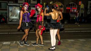 FOX Amsterdam Halloween Parade  (58)