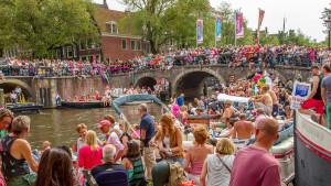 Gay Pride Amsterdam 2015