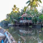Boot tour door de Mekong Delta