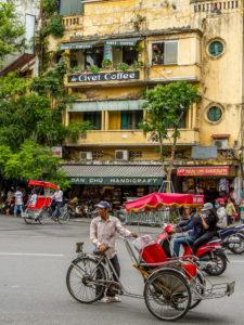 cyclo pedicabs