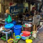 keuken op straat