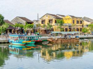 Hoi An, oude stad